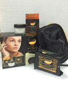 Kit Gift Christmas Argan Oil Face Cream 50 ml + Cotton Pads + Cosmetic Bag