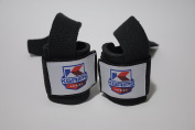 KGrips - Lifting Straps With Neoprene Padded, Best Support, Powerlifting & CrossFit, Bodybulding, MMA, Weightlifting