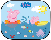 Peppa Pig Sunshades 2 Side Window Sun 44x35cm x 2pcs Sun Shade