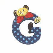 "Legler ""G"" Bear's Head Letter Children's Furniture"