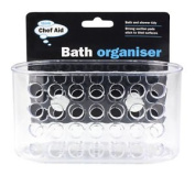Chef Aid Bath Organiser, Clear