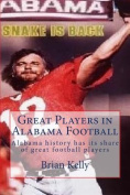 Great Players in Alabama Football