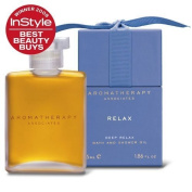 Aromatherapy Associates Deep Relax Bath & Shower Oil-60ml-Camomile-60ml.