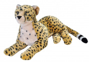 Plush Jumbo Cheetah