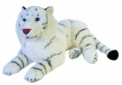 Plush Jumbo White Tiger