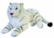 Plush Jumbo White Tiger
