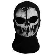 Bine Bele Call of Duty 10 COD Ghost Hoods Skull Skeleton Head Mask Balaclava Logan Skiing Airsoft Paintball Game Cosplay Skull Face Mask Hood Biker