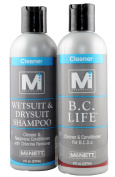 McNett Wetsuit Shampoo and BC Life Cleaner Combination Pack