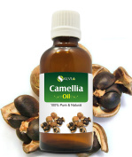 CAMELLIA OIL 100% NATURAL PURE UNDILUTED UNCUT CARRIER OIL 50ML