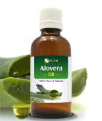 Alovera OIL 100% Natural Pure Undiluted Uncut Carrier Oil 50ML