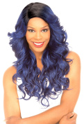 New Born Free Synthetic Magic Lace Front Wig Curved Part - MLC186