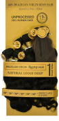Laflare 100% BrazilianVirgin Remy Hair Unprocessed Human Hair With Free closure