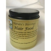 Nature's Blessing Hair Food 120ml For Dry Brittle Hair