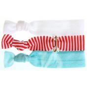 Twistband Mini Arrow Bauble Hair Tie Set
