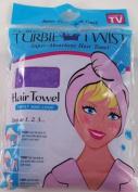 The Original Turbie Twist Super Absorbent Hair Towel Purple