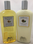Back to Basics Sunflower Moisturising Shampoo and Conditioner Set
