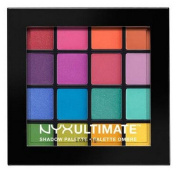NYX Ultimate Eyes Shadow Palette Brights