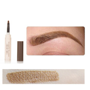 Gracefulvara Eyebrow Pencil, Waterproof Makeup Cosmetic Tool for Eye Brow 2#