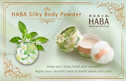HABA Silky Body Powder Limited