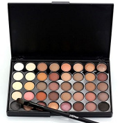 Leslie Li 40 Naturals and Smokey Eye Shadows Cosmetic Make Up Palette Matte & Shimmer Multi 201-SM