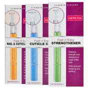 Claudia Stevens Nail Fix Mix Fast n' Easy Nail Care 0ml (3-Pack)