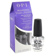 Regular Formula Start To Finish Base Coat Top Coat Nail Strengthener .150ml - 1 Bottle