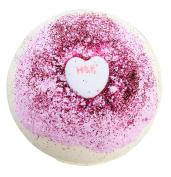 XOXO Hugs & Kisses Bath Bomb 240ml Bath Bomb by Soapie Shoppe