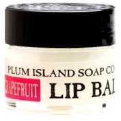 Plum Island All Natural Lip Balm - Grapefruit