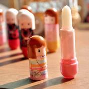 YANQINA 3Pcs/Pack Long Lasting Moisturising & Nourishing Anti-cracking Lip Balm Lip Care