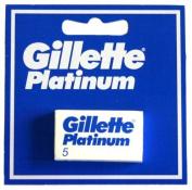 Platinum (WHITE BOX VERSION) DE Razor Blades - 100 Blades