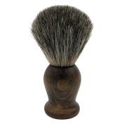 WEISHI Shaving Brush, 100% Pure Mixed Badger with Rosewood Wooden Handle shaving brush.