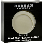 Herban Cowboy Natural Grooming Shaving Soap Dusk - 90ml by Herban Cowboy
