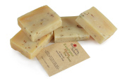 All Natural Vegan Eucalyptus Hemp Tea Tree Handmade Bar Soap by Desert Spring Naturals Made With Olive Oil