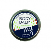 MG Coconut Lime Body Balm 96% organic 100% natural 45ml