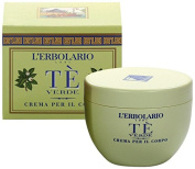 L'Erbolario Tè Verde - Green Tea Body Cream 300ml