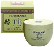L'Erbolario Tè Verde - Green Tea Body Cream 300ml