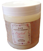 Asquith & Somerset English Rose Body Scrub, 570ml