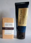 Atelier Cologne ORANGE SANGUINE Shower Gel and Soap Set
