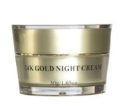 24K Gold Facial Night Cream