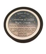 Colostrum & CoQ10 Night Cream (60ml) - all natural