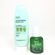 Dr.G Brightening Peeling Gel(120ml) + Dr G Red Blemish Soothing Ampoule