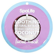 SpaLife Hydrating Facial Mask Coconut 25ml
