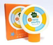[Green Finger] Fresh Sun Gel 80ml / SPF30 PA++ / UV Protection, Moisturising, Soothing Multifunctional Moisture Essence Sun Gel / Korean Cosmetics