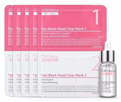 Cellapy Dr.Zium Fast Black Head Clear Mask 3 Steps Set