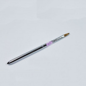 Medius Sticker Nail Art Size 12 Acrylic Uv Gel Builder Brush Pen Painting