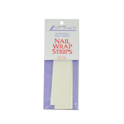Soft touch Professional Self Stick Nail Wrap Strips 2.5cm - 0.3cm x 90cm Silk
