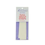 Soft touch Professional Self Stick Nail Wrap Strips 2.5cm - 0.3cm x 90cm Fibergrass