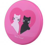 Miss Sweet Compact Mirror for Purse Pocket Mirror True image & 10X magnification