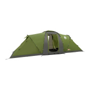 Coleman Bering 6 Tent olive 2016 tube tent