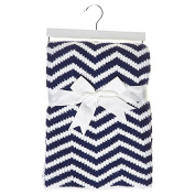 Manhattan Kids Chevron Chenille Baby Blanket